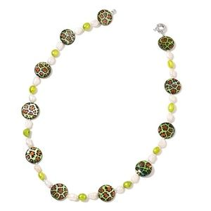 Jewelry - Pearl necklace Bohemian Style